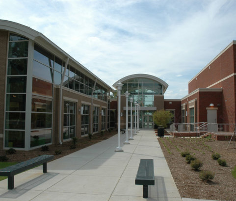 Holly Springs Library & Cultural Center