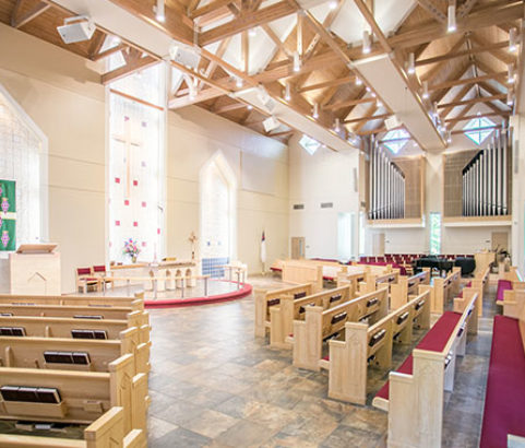 Resurrection Lutheran Church – Family Center