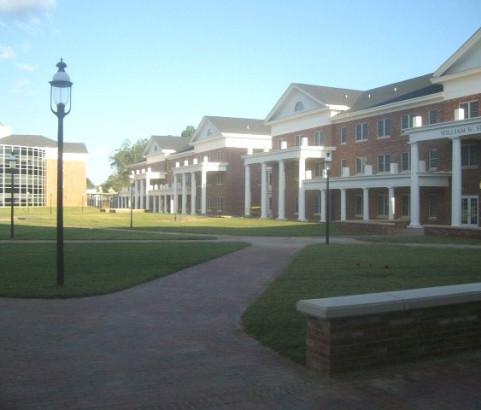 Colonnades Residence Halls