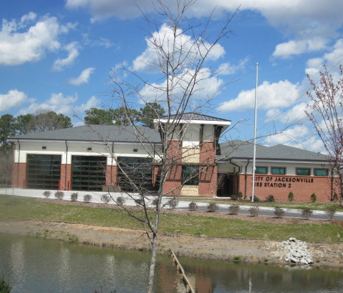 Jacksonville Fire Station 2 Resolute Building Company