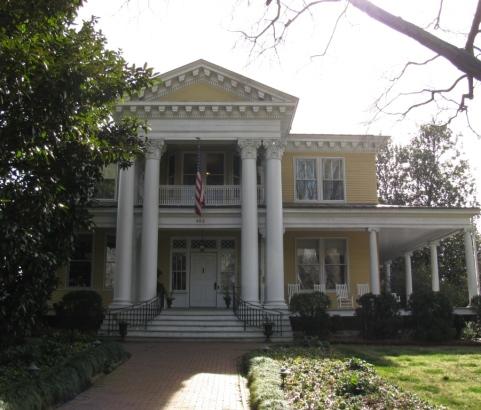 UNC President's Residence