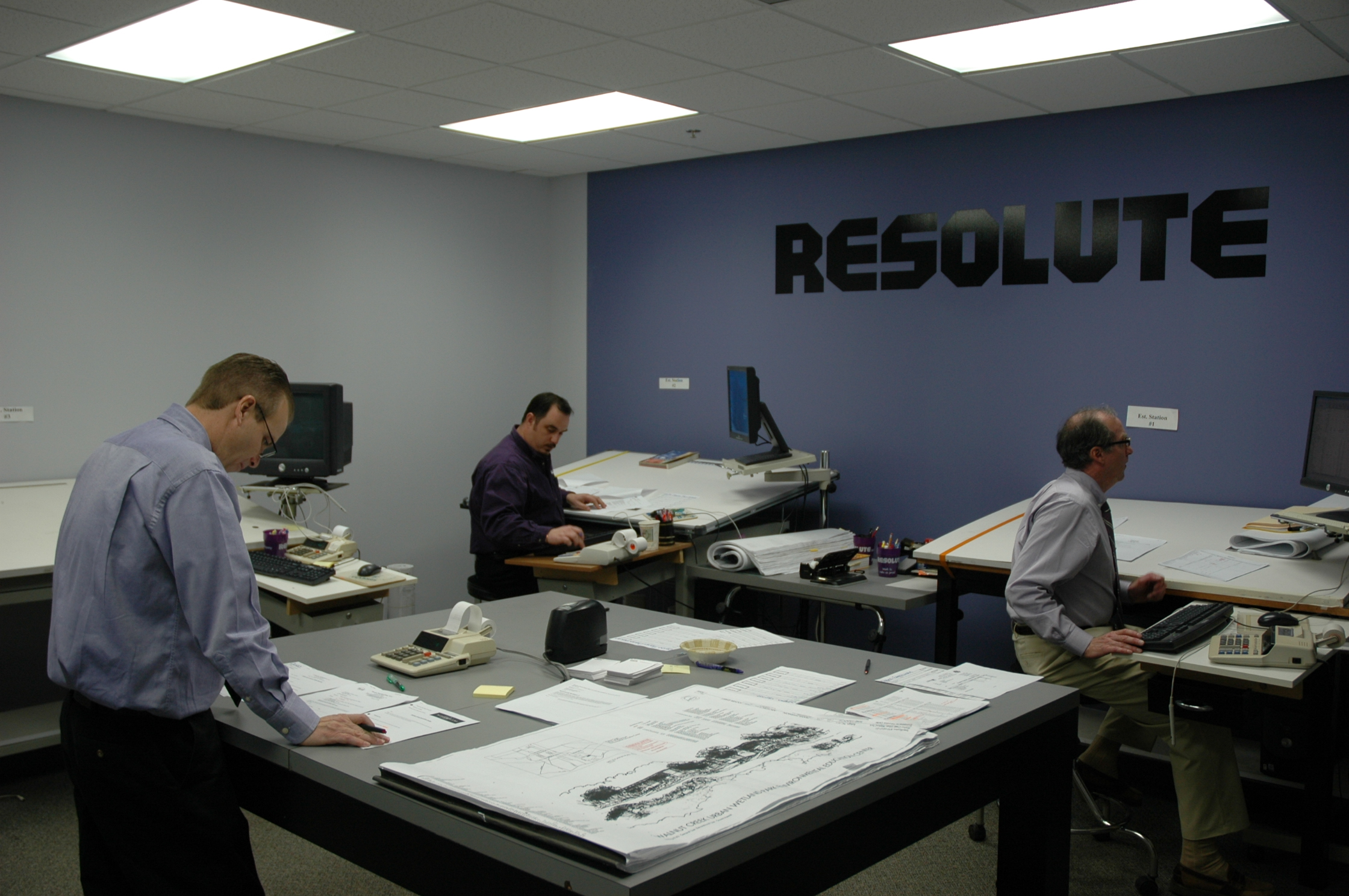 RESOLUTE Office