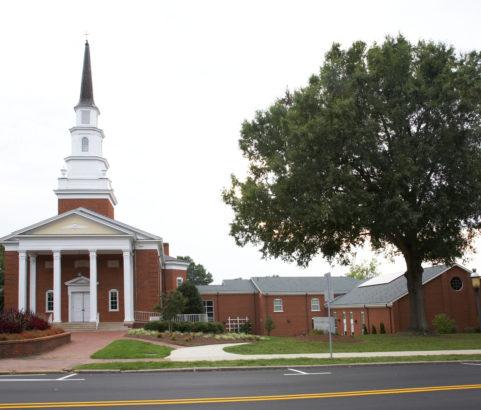 Elon Community Church Addition