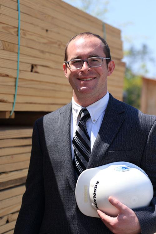 Patrick Rowe - RESOLUTE Building Company