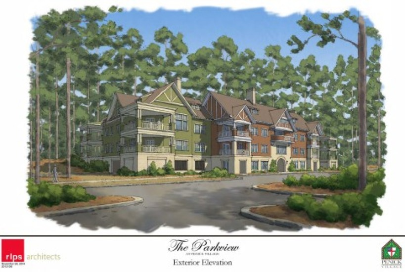Parkview Apartments at Penick Village | RESOLUTE Building Company