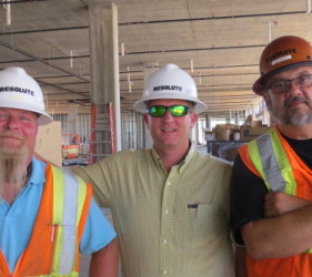 PAWE Project Team Resolute Building Company