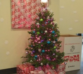 Resolute Toys for Tots