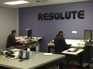 Resolute Estimators
