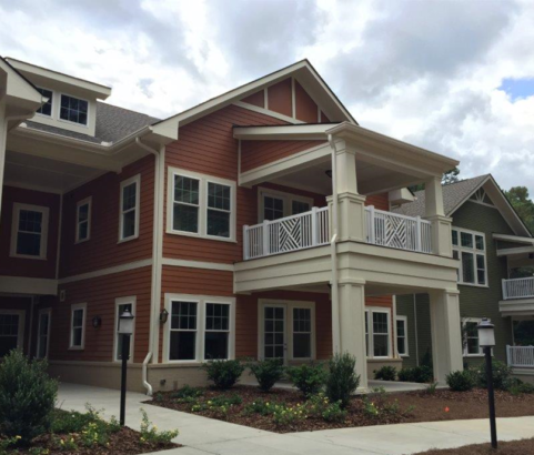 Parkview Apartments at Penick Village