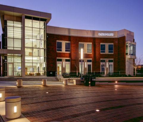 UNCG Campus Police Building