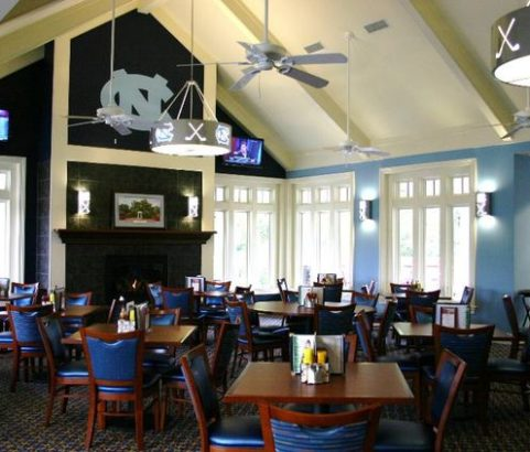 UNC Finley Golf Clubhouse Addition