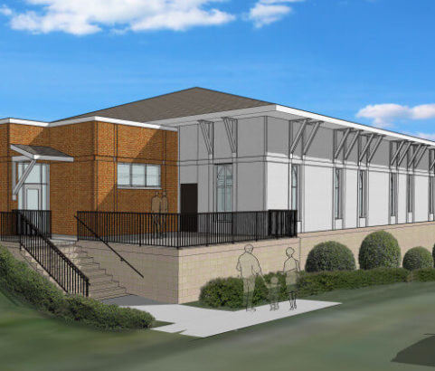 Pittsboro United Methodist Church Expansion