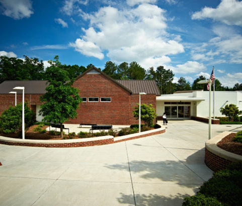 Durham Southwest Regional Library