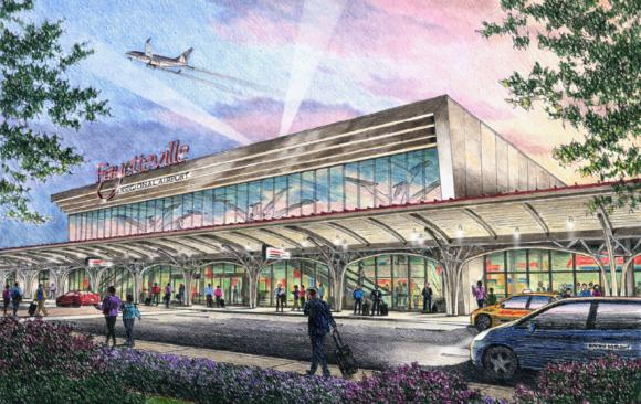 Fayetteville Airport Part 2