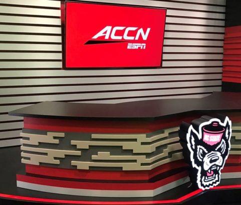 NCSU Murphy Media Center – ESPN Studio
